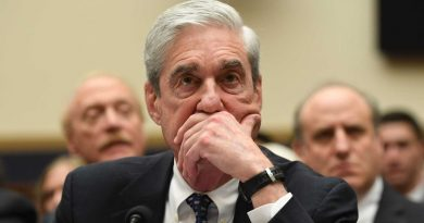 There's disappointment Mueller didn't confirm more dirty details?
